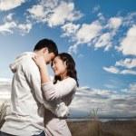 Asian couple — Stock Photo #5655488