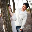Asian couple — Stock Photo #5655494