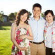Asian family — Stock Photo #5655516