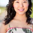 Beautiful asian woman — Stock Photo #5655518