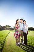 Hamile Asyalı kadın — Stok fotoğraf