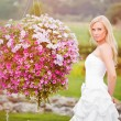 Beautiful bride — Stock Photo #5821986