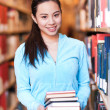 Asian college student — Stock Photo #6264914