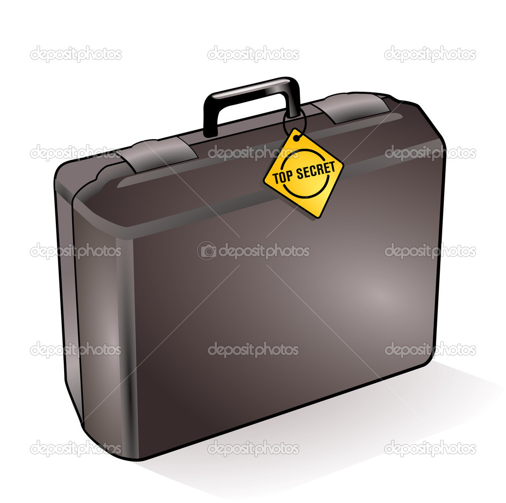 Top Secret — Stock Vector #5436555