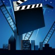 cine — Vector de stock #6050823