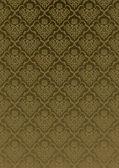 Seamless damask wallpaper gold — Stock Vector