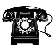 Telefon — Stock Vector