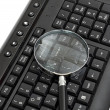 Online Search Concept. - Stock Photo