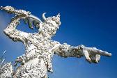 Dio bianco — Foto Stock
