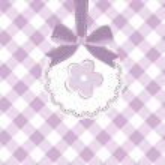 Baby shower invitation — Stock Photo