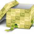 Gift box — Stock Photo #5602547