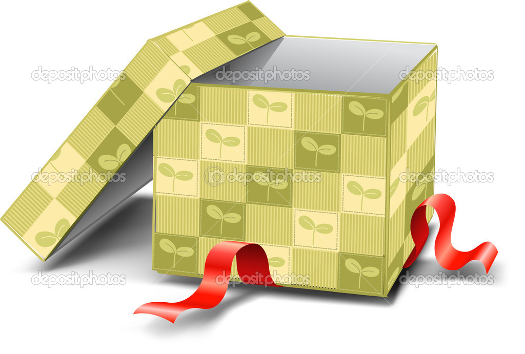 Gift box   Stock Photo #5602554