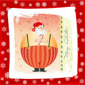 Christmas cards — Foto de Stock