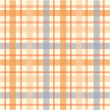 Plaid texture - Stock Photo