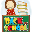 Back to school - Foto de Stock