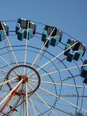 Big fun wheel — Stock Photo