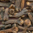 Stock Photo: Clove background