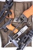 Pistola automatica — Foto Stock