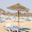 Stock Photo: Tunisian beach