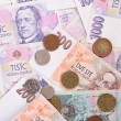 Czech money — Stock Photo #5609367