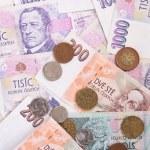 Czech money — Stock Photo #5609367