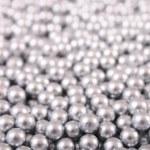 Silver balls — Stock Photo #5610835