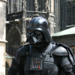 Man from star wars — Stockfoto