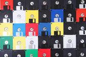 Floppy discs — Stock Photo