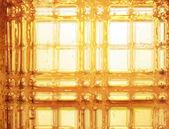 Golden brick bacground — Stock Photo