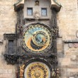 Stock Photo: Prague clock