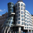 Dancing house in the Prague — Stock Photo #6099087
