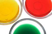 Color liquid — Stock Photo
