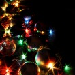 Xmas background — Stock Photo #6120712
