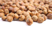 Nuts as background — Stock Photo