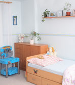 Room of boy — Stock Photo