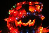 Halloween pumkin — Stock Photo