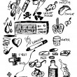 Health icons - Photo