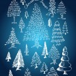 Royalty-Free Stock Vector Image: christmas treeses