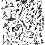 Hand drawn arrows set — Stock Vector #6391027