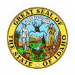 Idaho state seal — Stock Photo #5586956