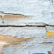 Old cracked paint - Stockfoto