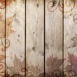 Wood vintage background — Foto Stock