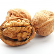 Closeup of a walnut — Stock Photo #5384706