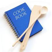 Kookboek — Stockfoto