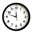 Clock face — Stock Photo #5847086