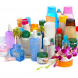 Foto de Stock  : Set of cosmetics