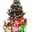 Christmas tree — Stock Photo #6057721