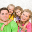 happy family — Stock Photo #6106146