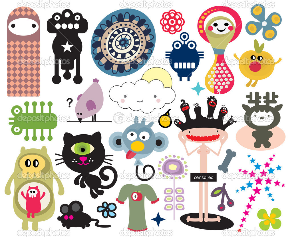 Cute Robot Icon Icons Robot Cute Monster