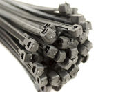 Cable ties — Stock Photo